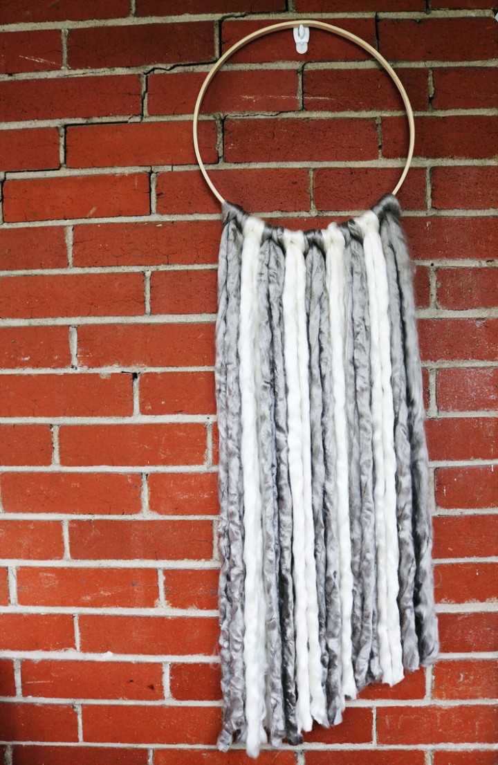 D.I.Y. *Wall Hanging*