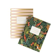 10. Rifle Paper co. Notebooks