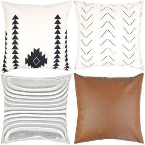 8. Amazon Throw pillows
