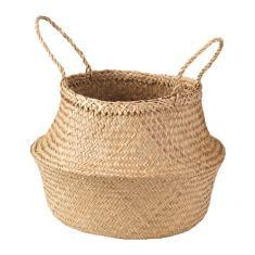 7. H&M Straw basket