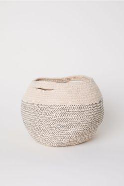 6. H&M Woven basket
